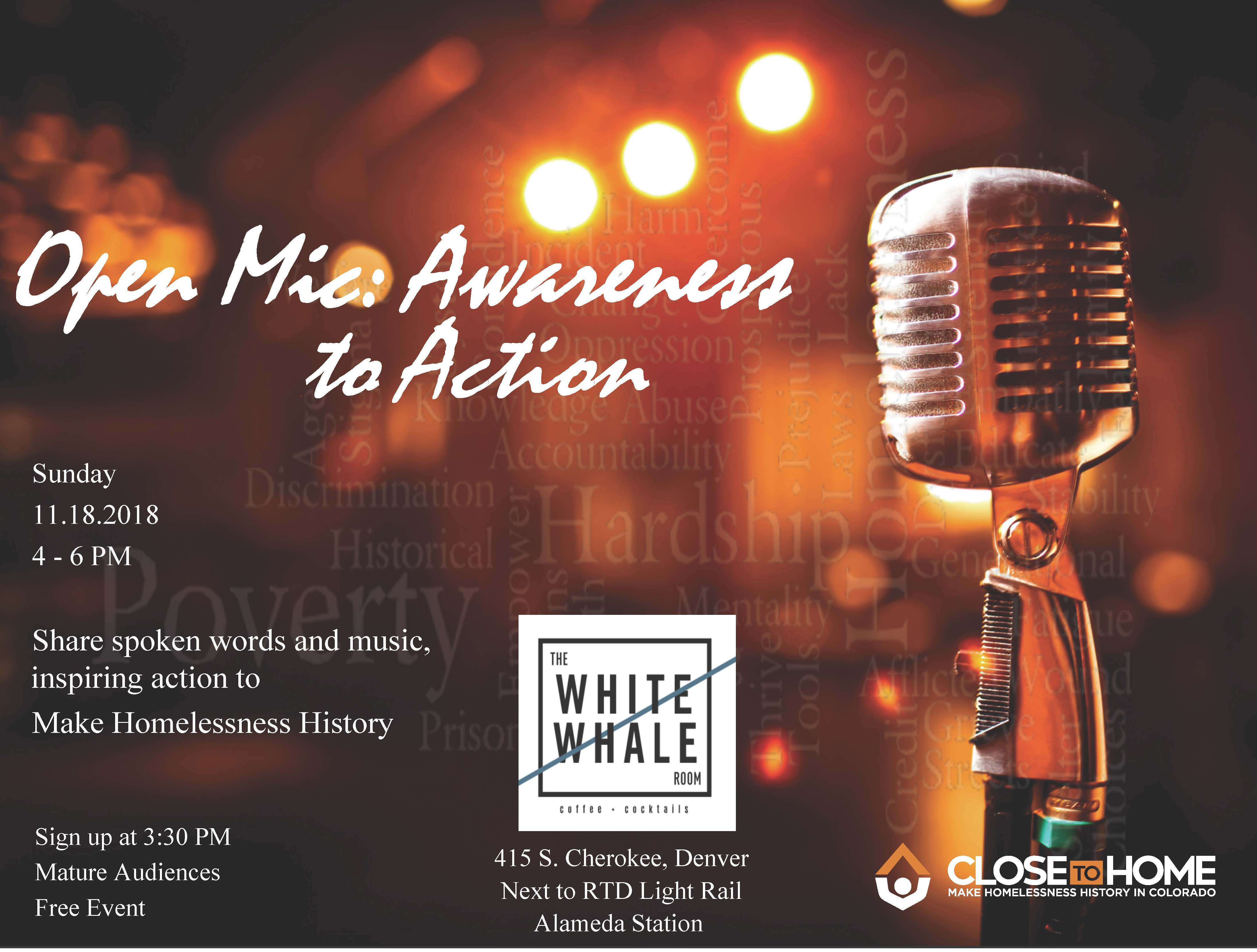 Poetry Awareness to Action 11182018